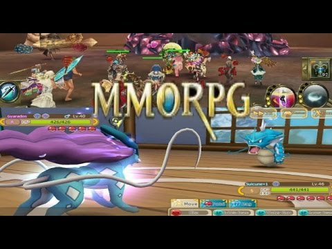 Top 12 NEW MMORPG Games Android & iOS 2016 #2