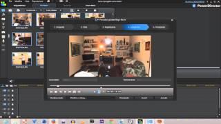 how to use theme designer in powerdirector 12