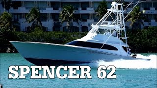 Spencer 62 Sportfish | MARLIN DARLIN in Miami