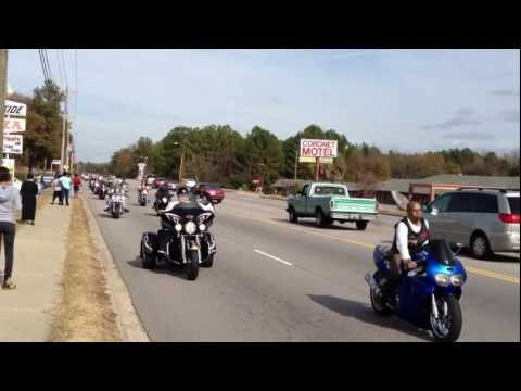 TOYS FOR TOTS RIDE COLUMBIA SC 12/02/2012