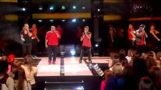 JLS - Everybody in Love (live @ This Is JLS)