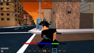 Roblox The Streets Rking+Crappy Aim