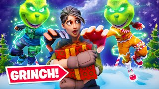 THE GRINCHES OF FORTNITE