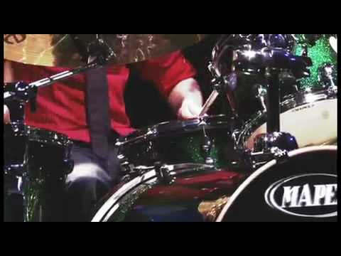 Steve Forrest Judges Young Drummer of the Year 2010