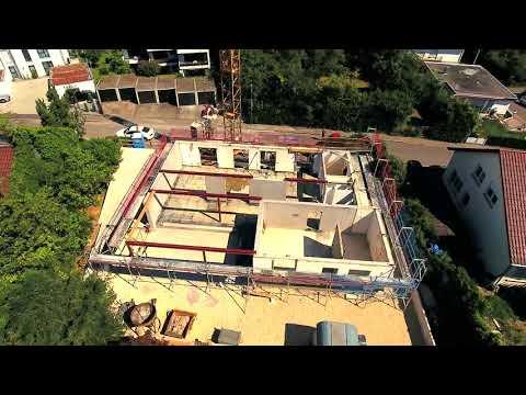Baustellenvideo von Privatbesitz - Zwischenstand