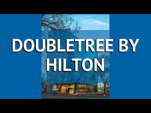 DOUBLETREE BY HILTON 4* Армения Ереван обзор – отель ДАБЛТРИ БАЙ ХИЛТОН 4* Ереван видео обзор