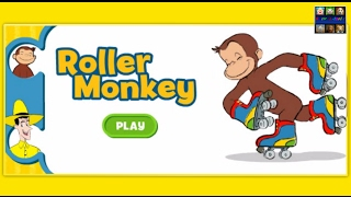 Curious George - Roller Monkey