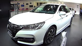 Honda Accord new design - redesigned, luxury Affordable sedan, 36000$ for  model 2016, 2017