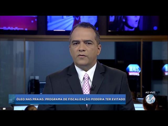 Boletim de TV - Leandro Mazzni - Rede Mais