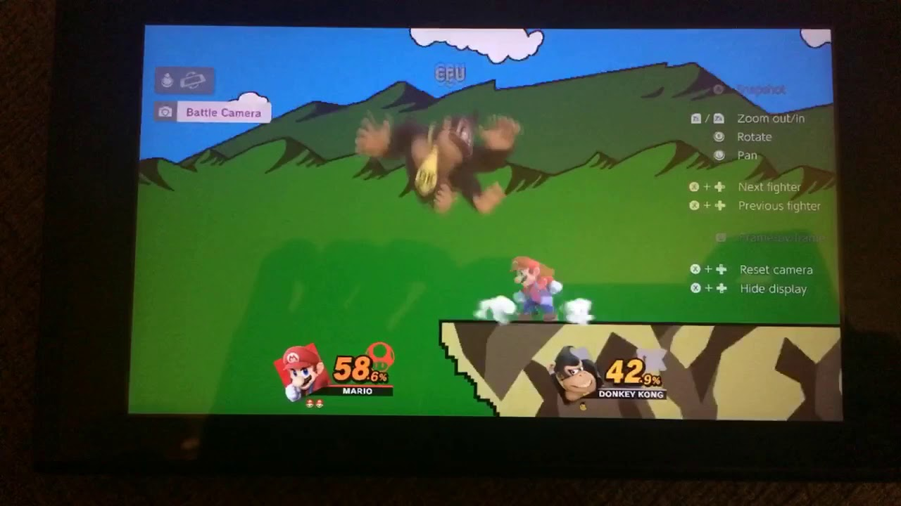 Mario Nasty Spike Zero to Death- Smash Ultimate