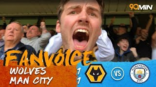 Boly and Lapoprte score as Wolves hold off Man City! | Wolves 1-1 Man City | 90min FanVoice