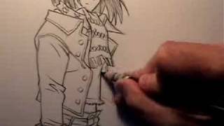How to Draw Clothes for Manga/Comic Books