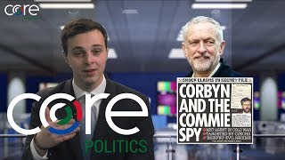 Corbyn and Czech Spy, DUP call for Direct Rule, & EU drops Brexit Sanctions