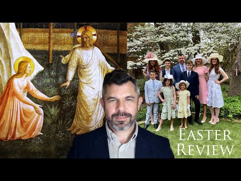 Easter Review: Liturgy, Family, Feast (+ Live Rosary Raffle)