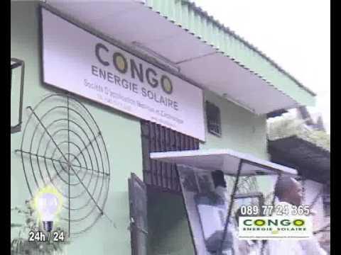CONGO ENERGIE SOLAIRE LINGALA