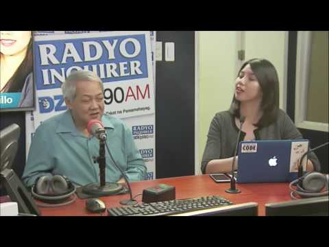 INQandA with Veteran Political Analyst Ramon Casiple