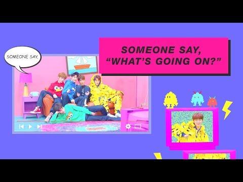 TXT (투모로우바이투게더) 'Blue Orangeade' Lyric Video