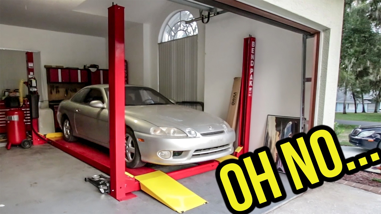 Did I Buy The Worst Lexus Sc400 In World Youtube 1992 Value
