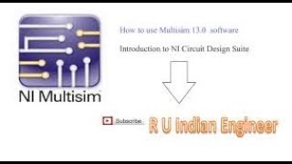 hOW TO INSTALL AND CRACK NI CIRCUIT DESIGN 14.1