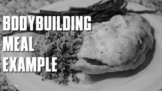 Bodybuilding Meal For Cutting Or Bulking