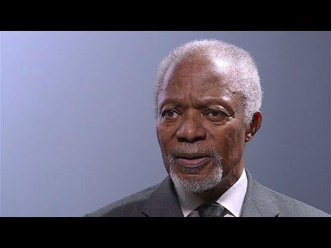 Früherer UN-Generalsekretär Kofi Annan ist tot