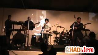 KhadiJam- Scorpions Philharmonic Cover - Rock You Like  Hurricane