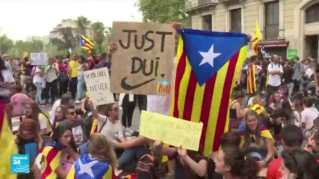 هل سيوثر اعتقال زعيم الانفصاليين بإقليم كتالونيا على مسار المفاوضات مع الحكومة الإسبانية؟  - 17:57-2021 / 9 / 24