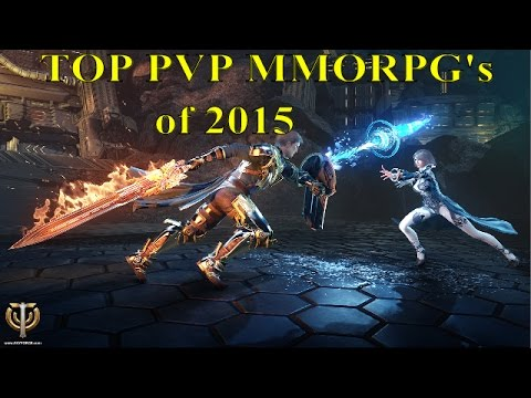 Top MMORPG PVP Games of 2015