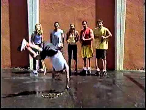 Jump Rope Shoe commercial