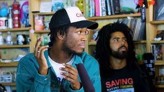 Saba: NPR Music Tiny Desk Concert