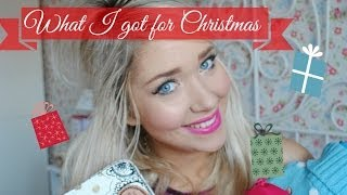 What I Got for Christmas 2013 | Away with the Fairies Thumbnail