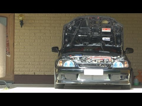 Honda Civic EK4 EVO Turbo - 2016 - rgz production