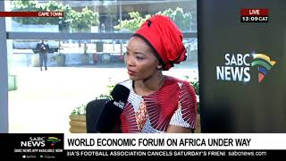 WEF on Africa 2019  | Discussion with AU's Amina Abou-Zeid