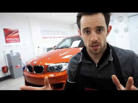 "BMW 1M vs the ""White Detail"" - VLOG 015"
