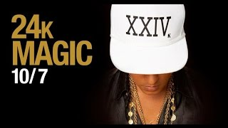 Bruno Mars - 24K Magic (Radio Edit) (CLEAN) [Lyrics In Description]