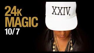 bruno mars 24k magic radio edit clean lyrics in description