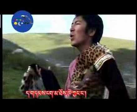 Tibetan Song Yi Re Kyo - Kunga ( The best song of the year)
