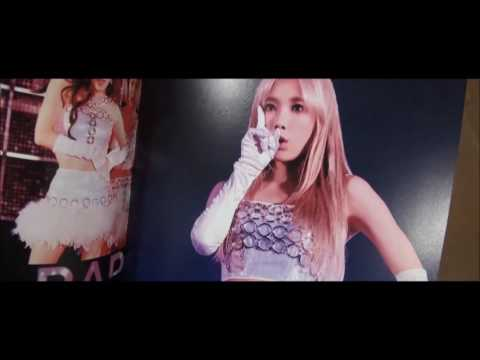 New Release Unboxing - Girls' Generation Phantasia in Japan 4th Tour Concert (Bluray Version) Part 1
