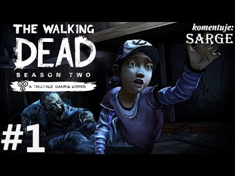 Zagrajmy w The Walking Dead: Season 2 [PL] odc. 1 - Clementine (Ep. 1: All That Remains)