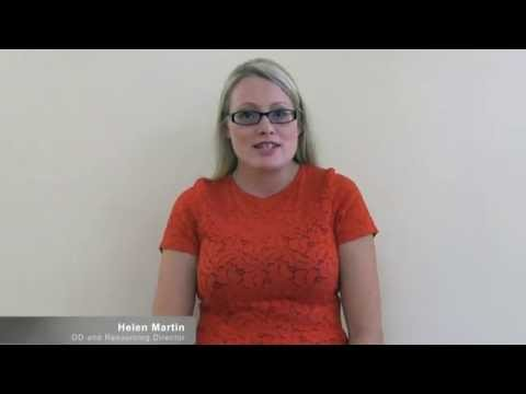 Helen Martin - OD and Resourcing Director at The Beech Centre