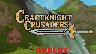 Tráiler de Craftknight Crusaders first Look Roblox Summer Accelerator 2019