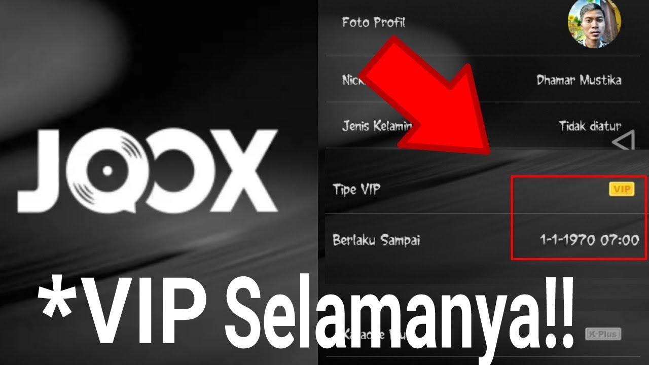 Tutorial Joox Vip Gratis Unlimited Youtube