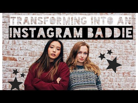 """INSTAGRAM BADDIE"" TRANSFORMATION 