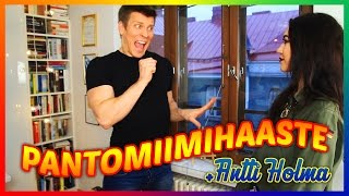 Pantomiimihaaste feat. Antti Holma