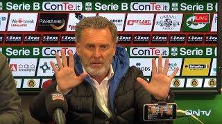 ONTV LIVE: Conferenza Sandro Pochesci pre TERNANA U-CARPI thumbnail