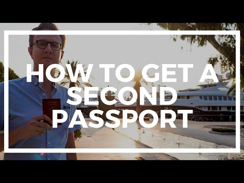 The 4 ways to get a second passport (without spending millions)