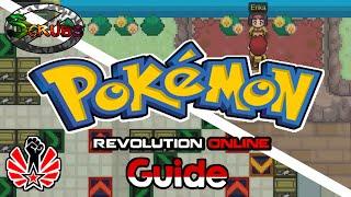 Pokemon Revolution Online Guide - #4 Team Rocket Hideout &  Gym Leader Erika
