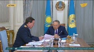 Президент Казахстана дал ряд поручений главе МВД
