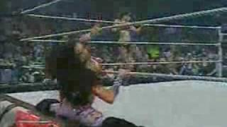 WWE Melina Split