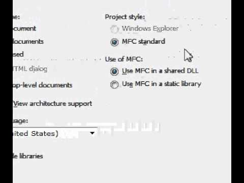 VC++ MFC Example: Display Context Menu in SDI | Owlcation